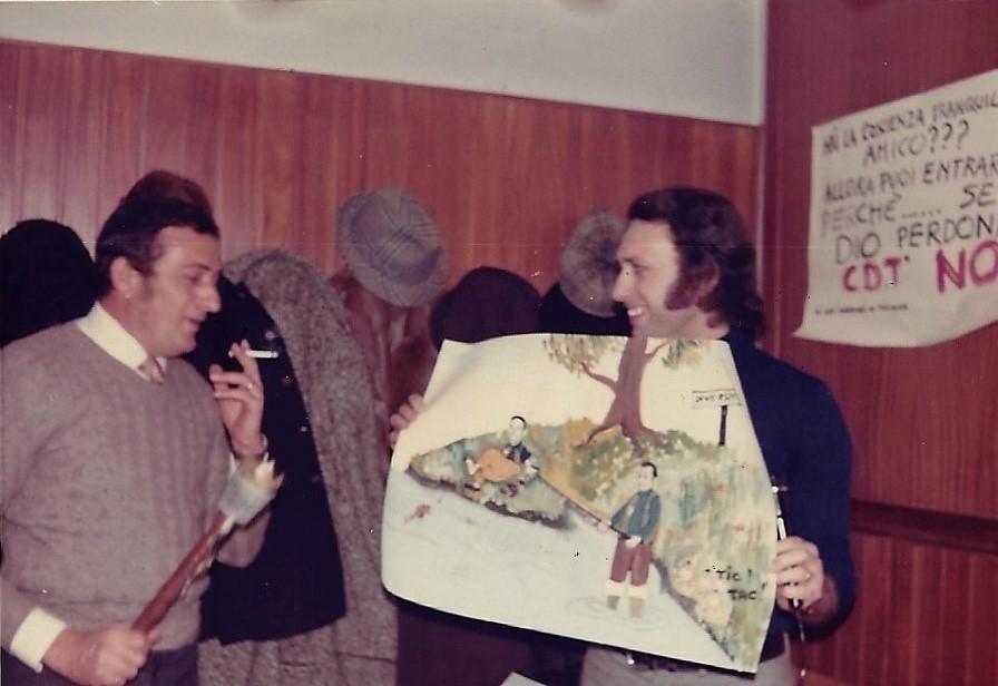 Festa sociale 1972
