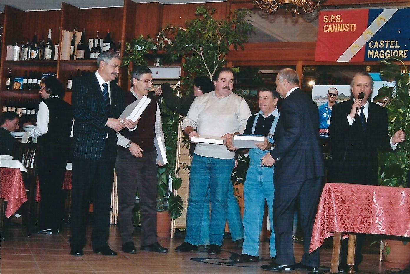 Festa sociale 2004