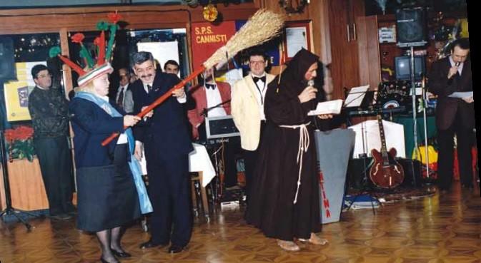 Festa sociale stagione agonistica 1994