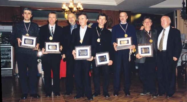 Festa sociale stagione agonistica 1999