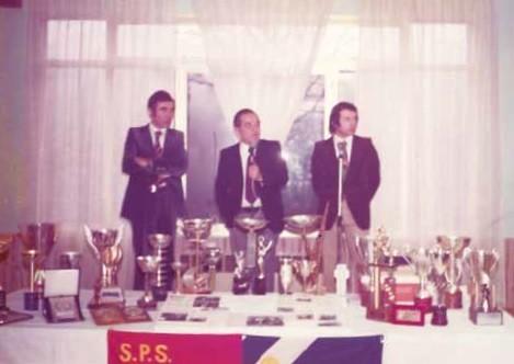 1975 Una stagione d'oro per la Cannisti Castel Maggiore