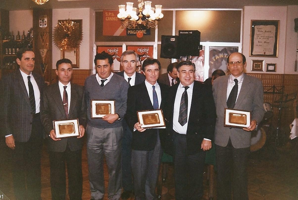 Festa sociale 1986
