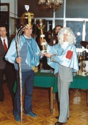 Festa sociale stagione agonistica 1983