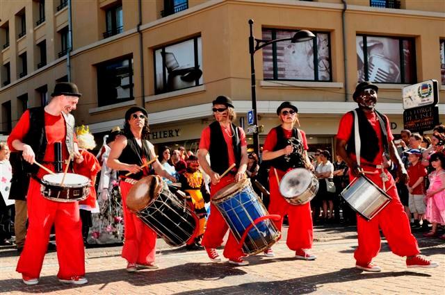 carnaval de Chataeuroux ( avril 2011 )