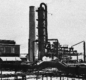Destillationsanlage 1948