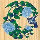 NO.6 紫陽花