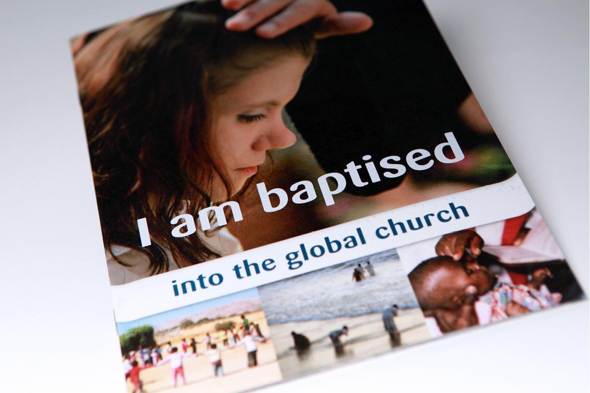 Heft zum Jahr der Taufe