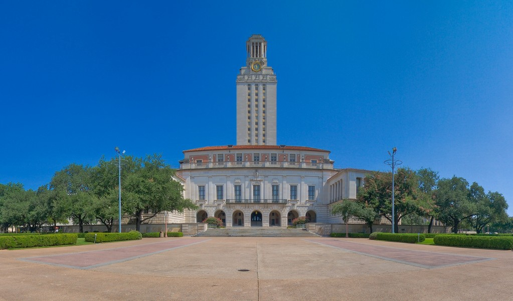 UT's landmark tower