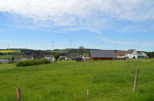 Blick von Gelenberg