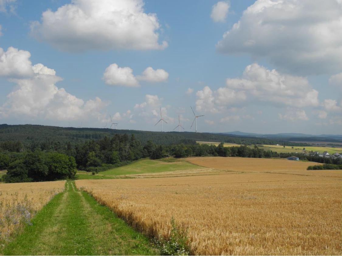 Blick von Höchstberg