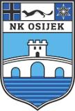 NK Osijek Wappen Logo