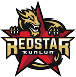 Kunlun Red Star Logo Wappen