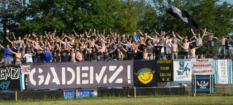 Quelle: Facebook Gademz! Karlovac – Datum 2017