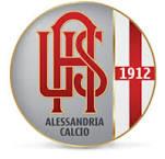 Alessandria Calcio Wappen Logo