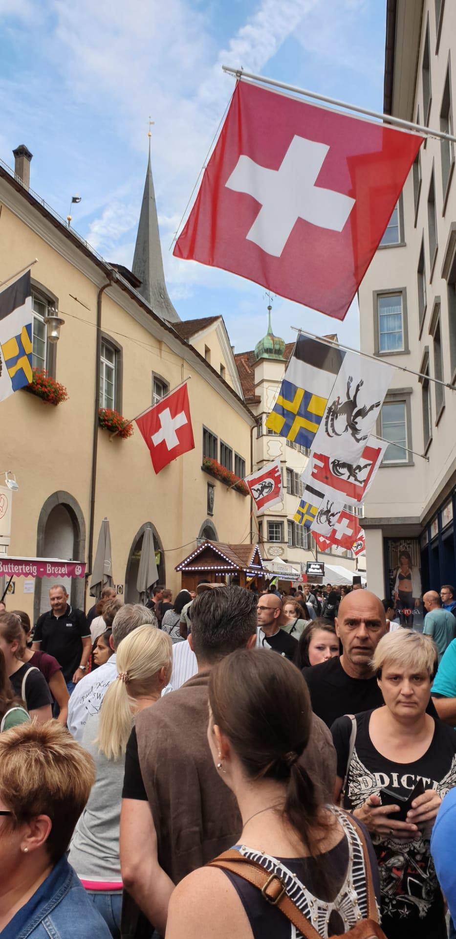 Stadtfest Chur