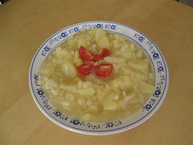 Wiener Erdäpfelsalat