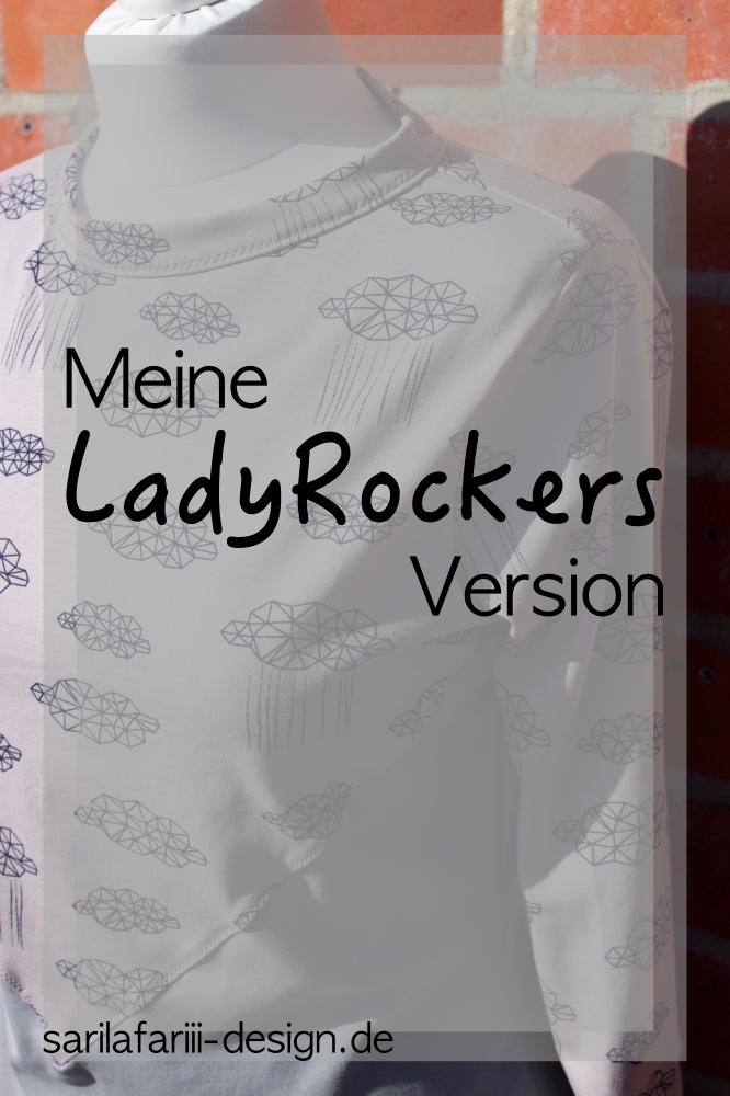 Lady Rockers Version. Kostenlose Näh-Anleitung.