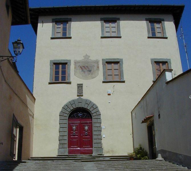 COMUNE DI FUCECCHIO - Recupero e sistemazione dei locali ex biblioteca nel complesso immobiliare Corsini