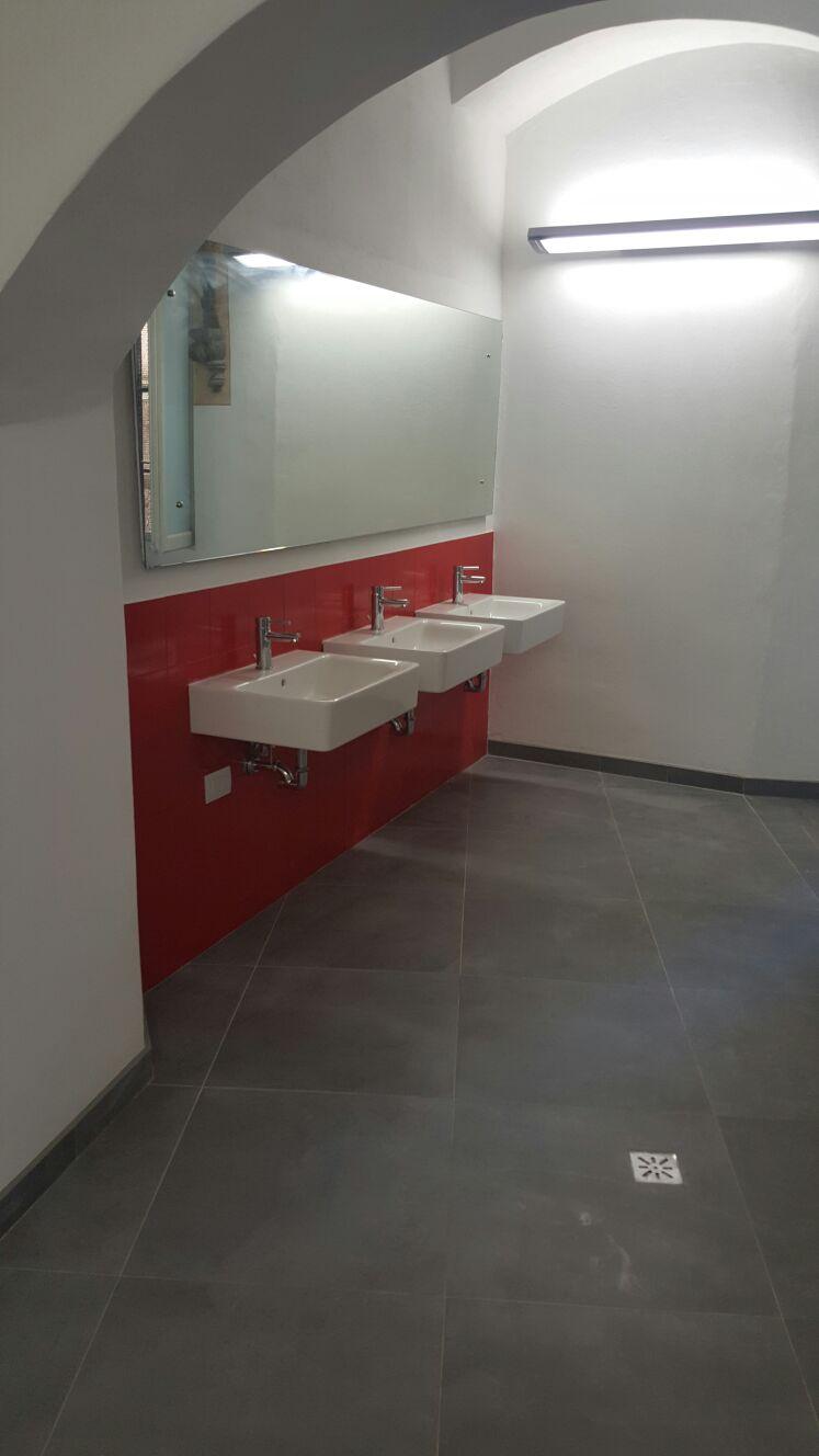 COMUNE DI FIRENZE - Manutenzione Straordinaria bagni pubblici piazza S. Spirito e Sant'Ambrogio