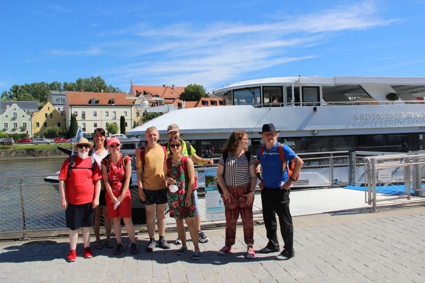 Städtetrip und Schwimmgenuss: Hohenfrieder Schwimmteam im Sommer-Trainingslager