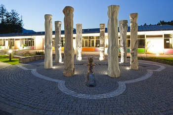 Der Hohenfrieder Säulenkreis - haben Sie's gewusst?