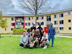 Freiwillige erleben Einführungsseminar der Freunde der Erziehungskunst Rudolf Steiners