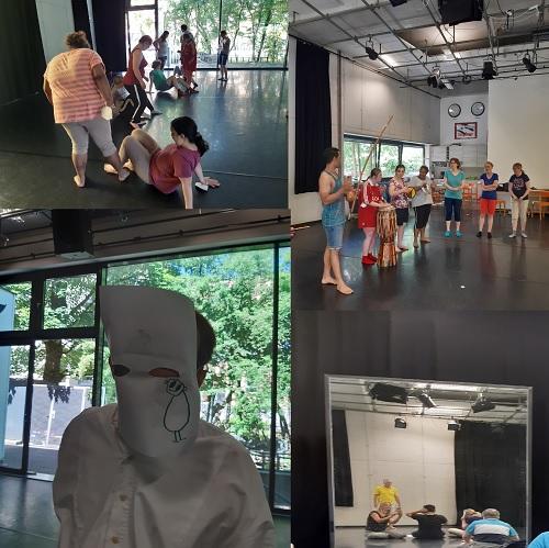 Tanztage 2021 in Salzburg
