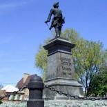 памятник петру первому таганрог
