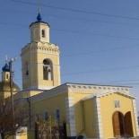 свято-никольский храм Таганрог