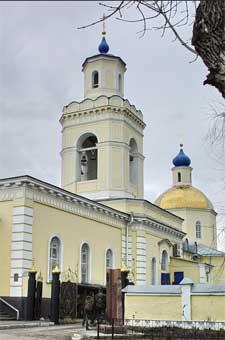 Свято-никольский храм  в Таганроге