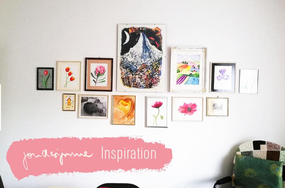 youinspireme - Galeriewand