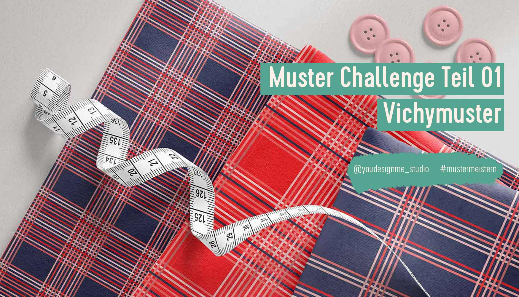 #mustermeistern Challenge Teil 01