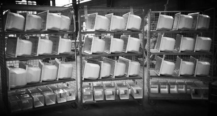 Pièces Polyester pour Industrie Nautique