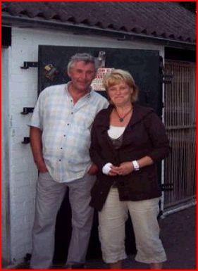 Marcel mit Frau
