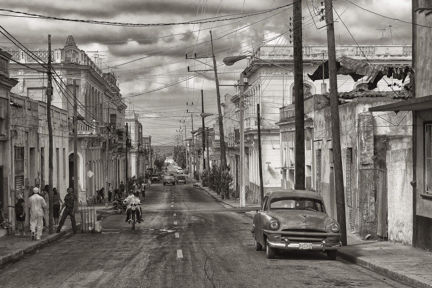 Santiago - Kuba