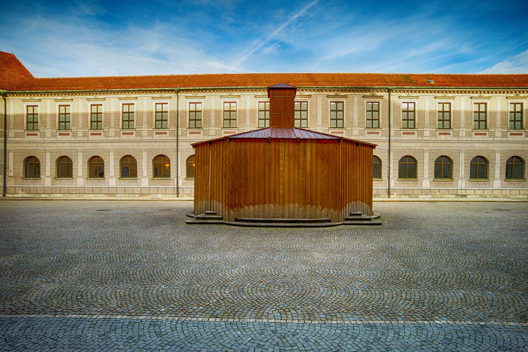 Residenz Brunnenhof