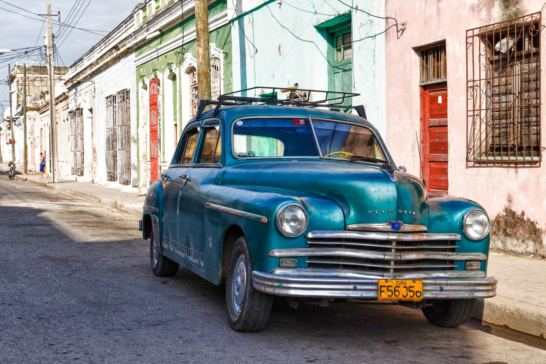 Plymouth - Cuba