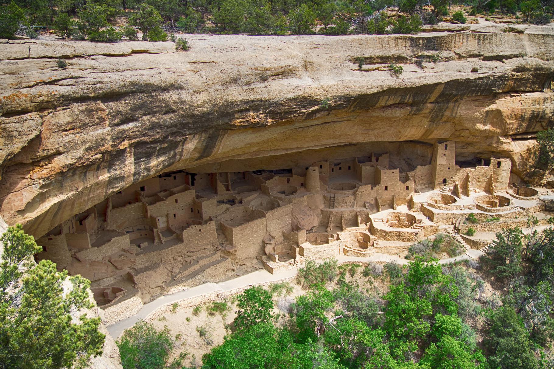 Cliff Palace - Mesa Verde NP