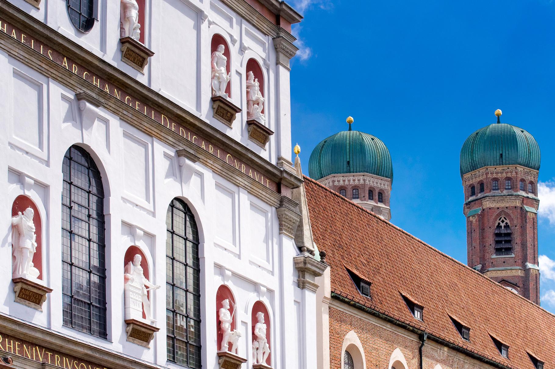Ein Stück Himmel - München