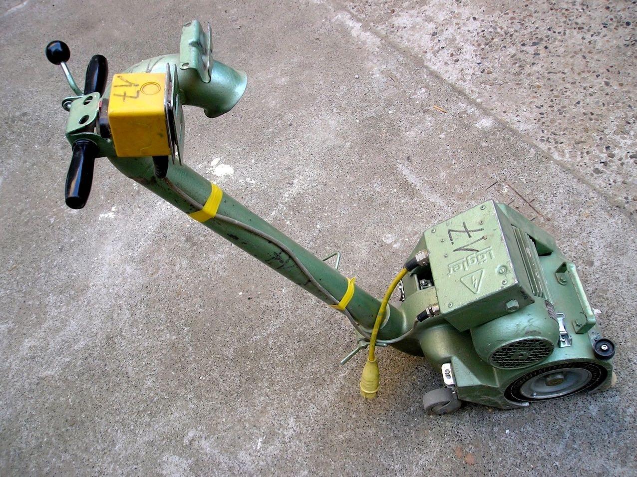 Parkettschleifmaschine Lägler Profit 40 Kg