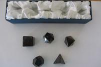 Bild Suchmaschinenoptimierung SEO Platonische Körper Tetraeder  Hexaeder Oktaeder Dodekaeder Ikosaeder