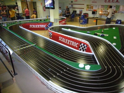 Ferrari Daytona.Cat-1 Aitona