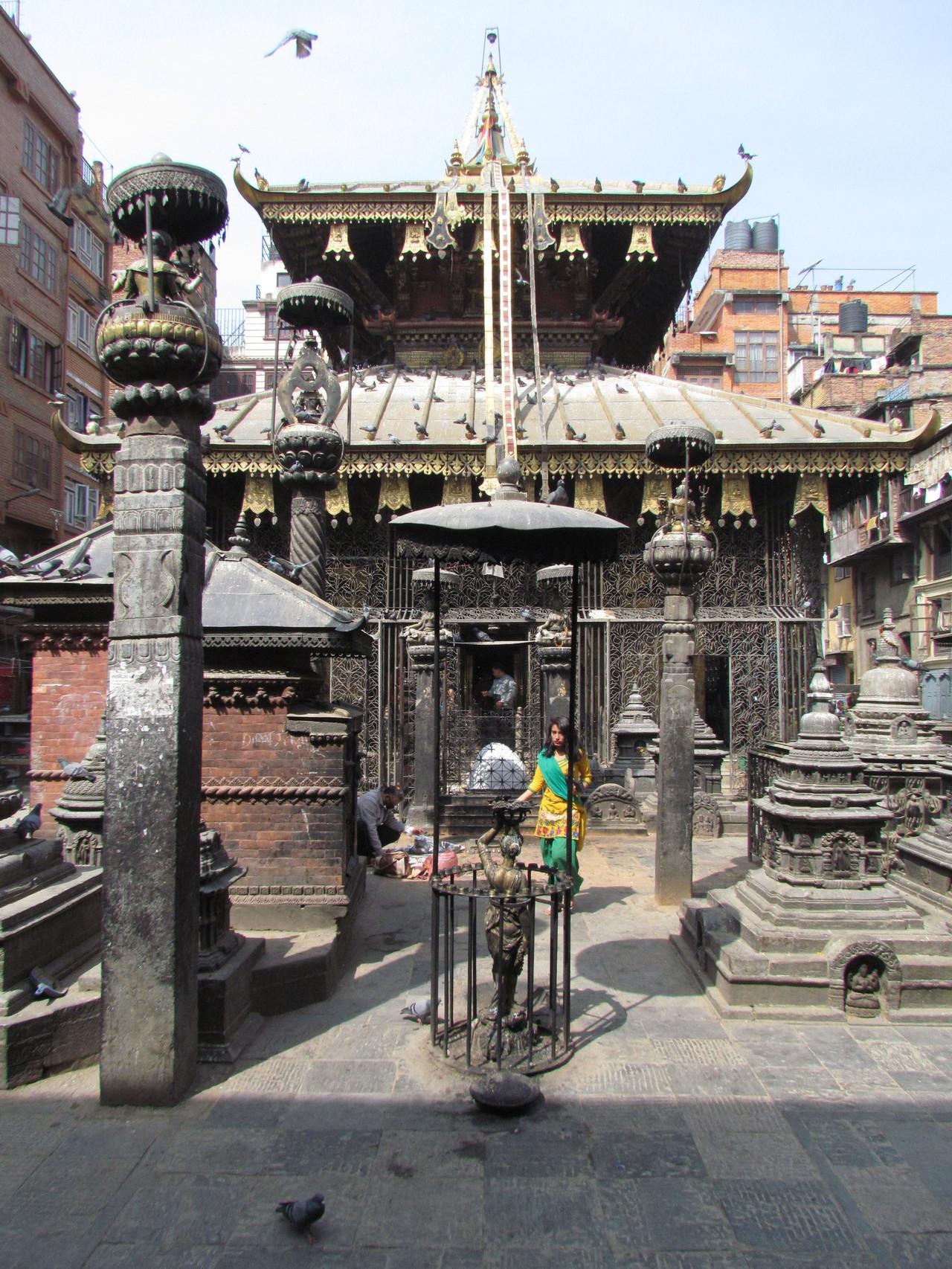 Seto Machhendranath Tempel