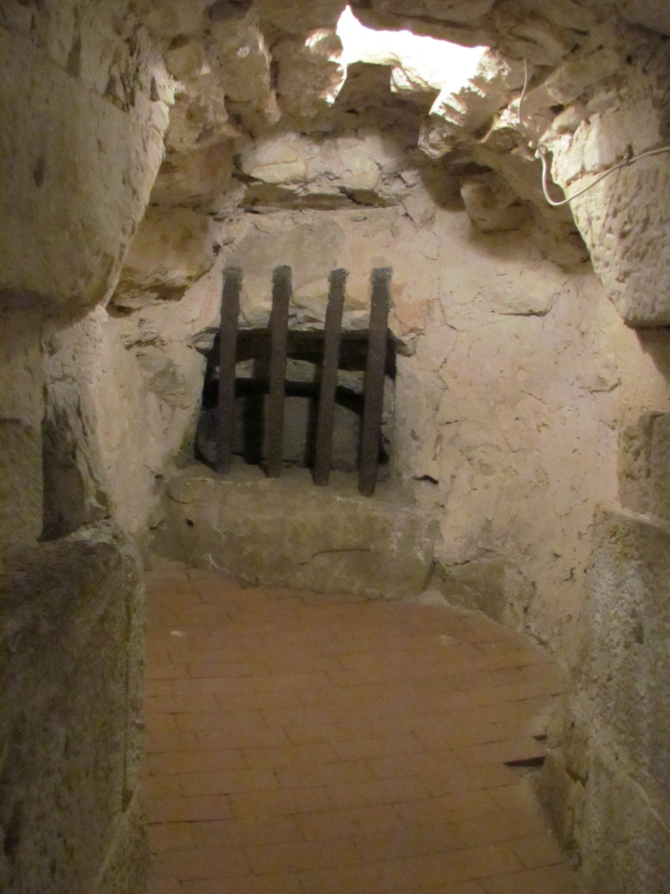 ehemaliges Gefängnis