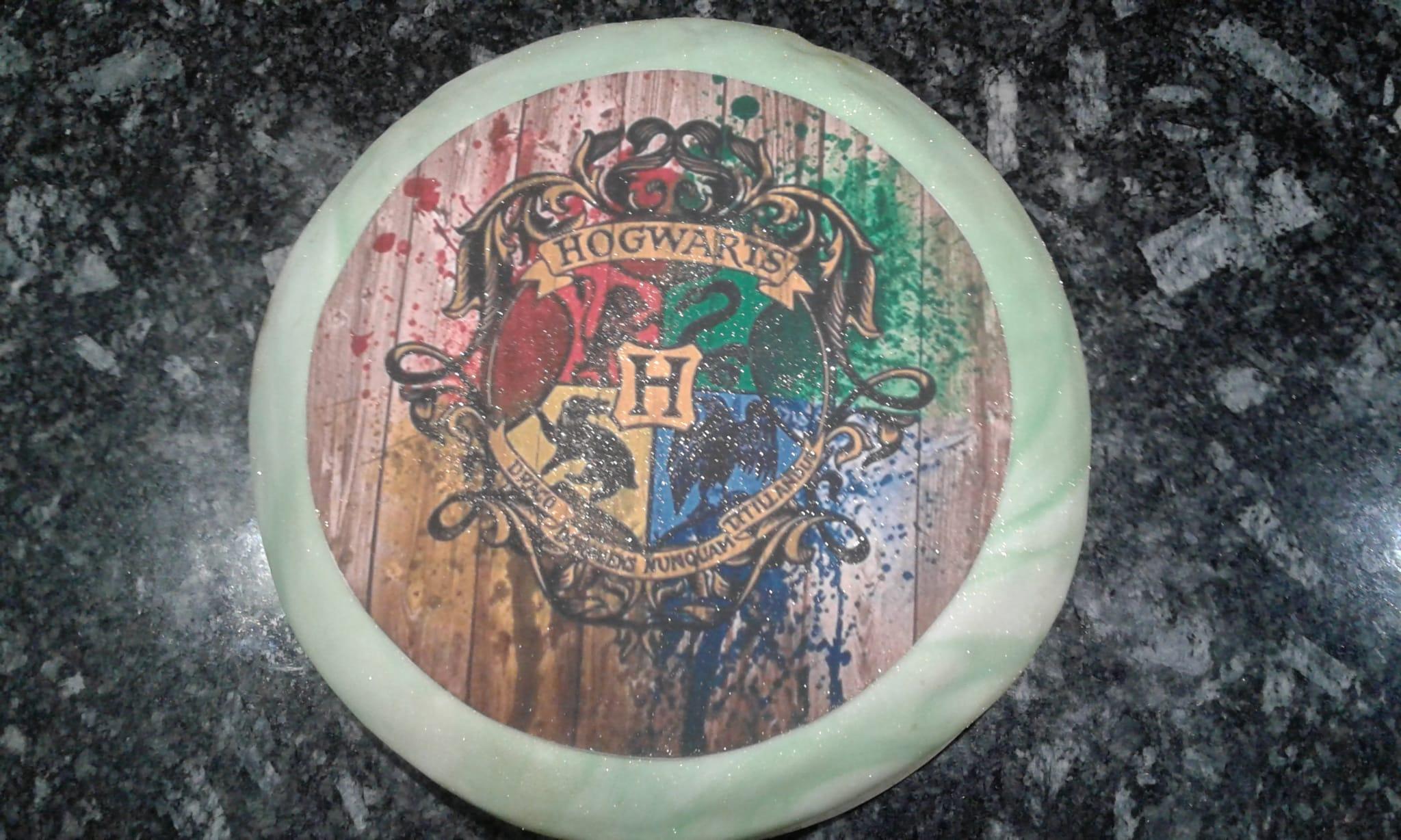 Sschokoladenkuchen / Harry Potter