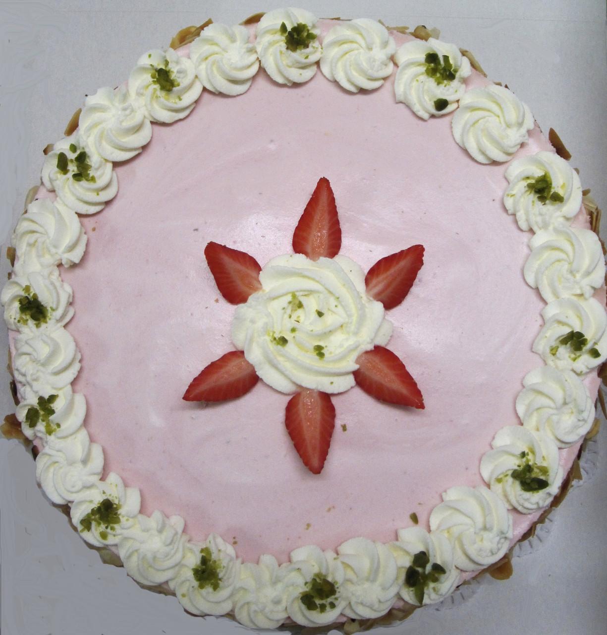 Erdbeer-Joghurt-Quarktorte