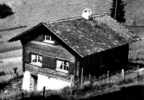 Pfadiheim Roggen