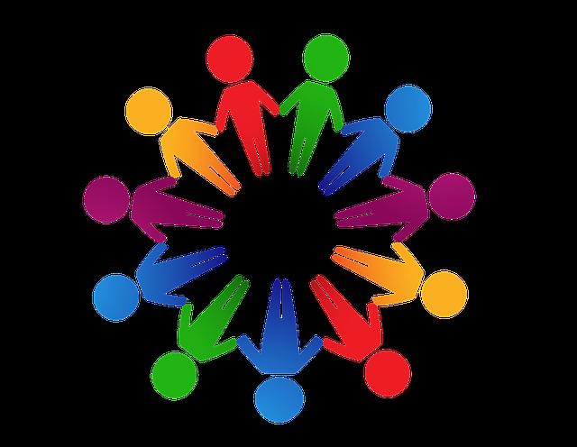 Das soziale Atom - Diese Übung hilft Dir dabei, Klarheit über Dein Beziehungsgeflecht zu gewinnen.