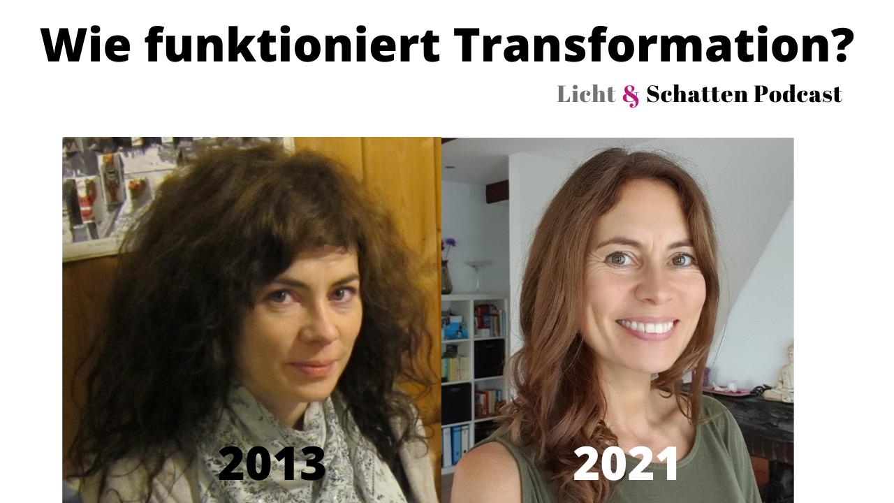 Wie funktioniert Transformation?