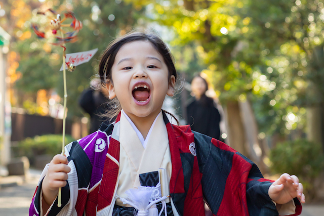 東京 出張撮影 出張カメラマン 板橋区 七五三 お宮参り お得 女性カメラマン 城山熊野神社